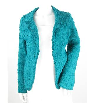 Monsoon - Size: 12 - Green - Knitted Cardigan