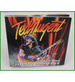 Ted Nugent ‎– Ultralive Ballisticrock Deluxe Edition