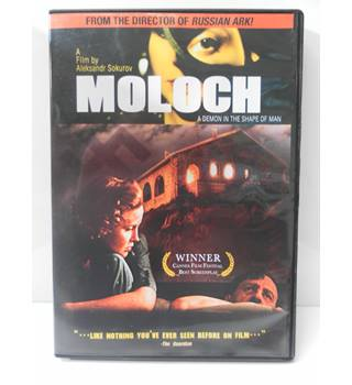 Moloch:    A demon In the Shape of a Man Non-classified