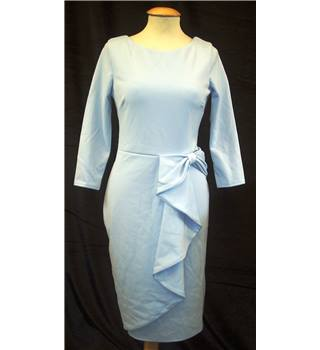 BNWT City Goddess size: 8 baby blue knee length dress