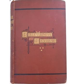 Bible Witness and Review Vol 3
