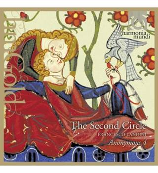 50% OFF SALE The Second Circle Love Songs of Francesco Landini - Anonymous 4 Classical CD RARE