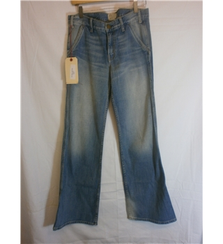 "Current / Elliott - Size: 32"" - Blue - Trousers"