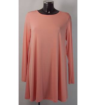 "BNWT Glamourous Top - Coral - Size S (36"" Chest) Glamorous by Simply Be - Size: S - Orange"