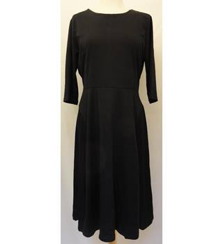 Hotouch - Size: L - Black - Knee length dress