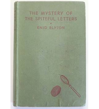 The Mystery of the Spiteful Letters: first edition