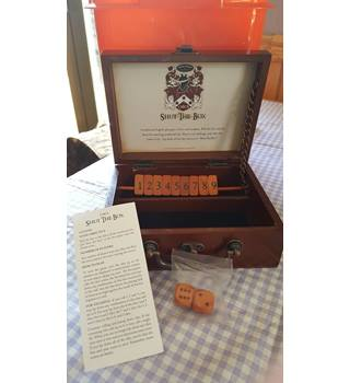 Shut the Box Front Porch Classics