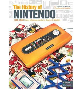 The History of Nintendo 1889-1980 From playing-cards to Game & Watch