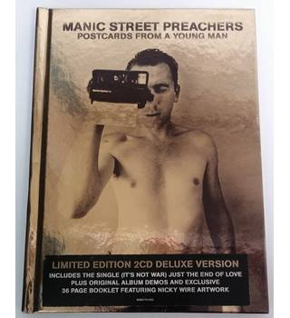 Manic Street Preachers - Postcards from a Young Man CD