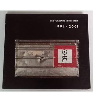 Einstürzende Neubauten - Strategies Against Architecture III 1991-2001 CD collection