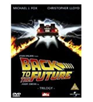 Back to the Future Trilogy PG