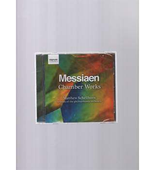 Messiaen: Chamber Works Philharmonic Orchestra