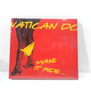 MAKE IT A RIDE : VATICAN DC