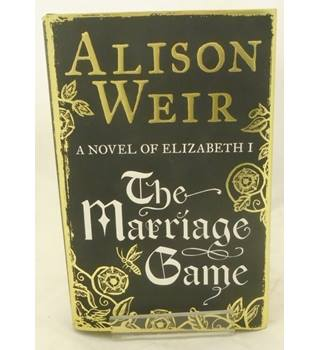 The Marriage Game - signed first edition