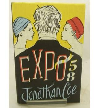 Expo 58 - signed first edition