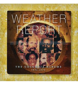 The Columbia Albums 1971-1975 Box set  - Weather Report