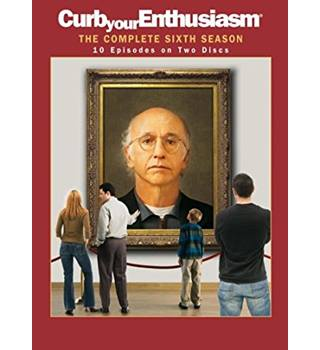 CURB YOUR ENTHUSIASM THE COMPLETE SIXTH SERIES 15