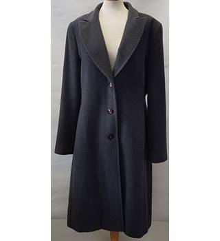Renit Zilkha Size: 16 Grey Casual jacket / coat
