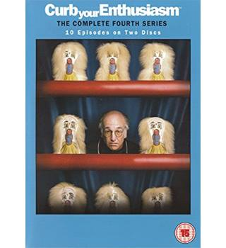 CURB YOUR ENTHUSIASM THE COMPLETE FOURTH SEASON 15