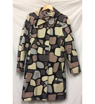 M&S Marks & Spencer - Size: 12 - Multi-coloured - Casual jacket / coat