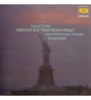 Dvorak Symphony No 9 from the New World Dvorak/Kubelik - 2535 473