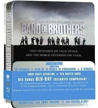 Band Of Brothers (TIN) Blu Ray