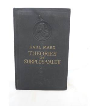 Theories of Surplus Value Part 1