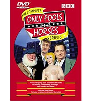 Only Fools and Horses - The Complete Series 6 PG