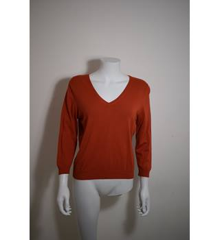 Red Long Sleeved Top from Next. Size 8 Next - Size: 8 - Red - T-Shirt