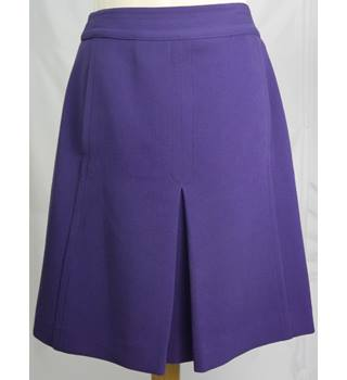 Hobbs - Size: 8 - Purple - Skirt