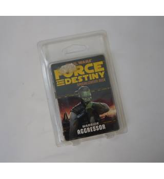 Star Wars Force and Destiny Aggressor Specialisation Deck