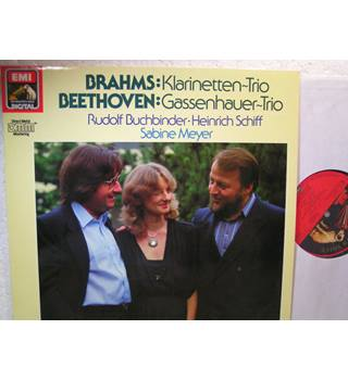 Brahms and Beethoven Clarinet Trios Brahms and Beethoven - ASD 1467841