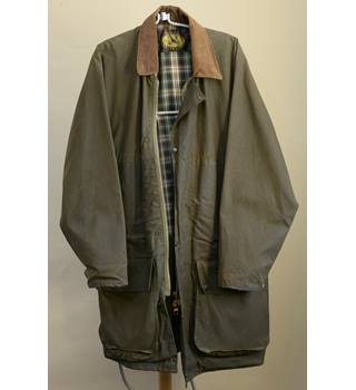 Monsoon Country Covers Pheasant Jacket Size L