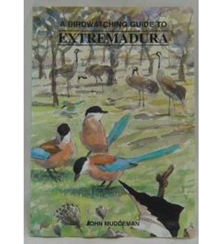 A Birdwatching guide to Extremadura