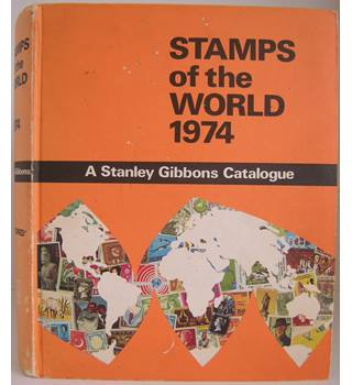Stanley Gibbons Stamps of the World 1974