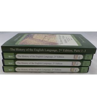 The Great Courses. The History of the English Language, 2nd Edition.