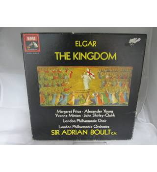 Elgar the kingdom Sir Adrian boult ch