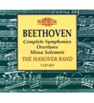 Beethoven Complete Symphonies, Overtures, Missa Solemnis - The Hanover Band