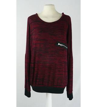 Select - Size: 10 - Red - Jumper