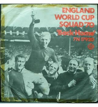 Back Home - England World Cup Squad - 7N 17920