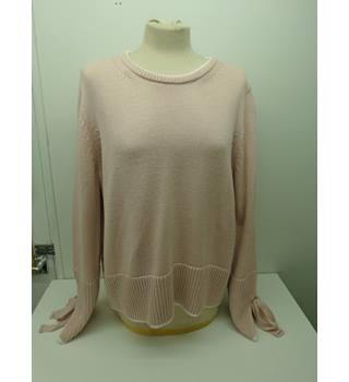 M&S Marks & Spencer - Size: XL - Pink - Jumper(L7)