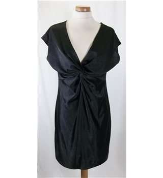 H&M size: M black sleeveless dress