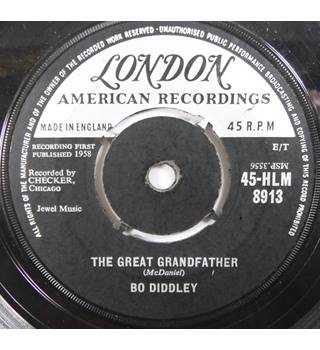 The Great Grandfather/Crackin' Up Bo Diddley - HLM 8913