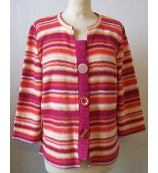 Per Una - Size: L - Multi-coloured - Cardigan