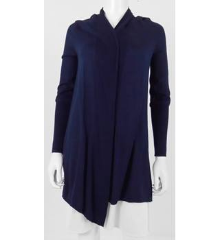 Marks and Spencer Small Navy Waterfall Cardigan