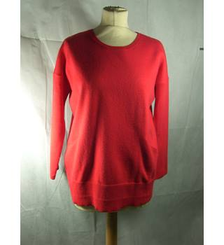 Hobbs-jumper-red-size small Hobbs - Size: S - Red