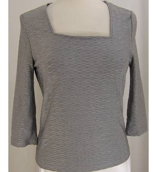 Minuet - Size: 12 - Silver Grey - Stretch top