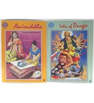 The Glorious Heritage of India : Aniruddha (A Tale from the Bhagwat) and Tales of Durga [2003 reprints]