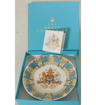 The Royal Collection - Golden Jubilee Commemorative Plate