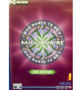 Who Wants To Be A Milliionaire? : 2nd Edition - Age 3+